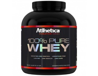 100% Pure Whey - Evolution Series - 2kg- Atlhetica