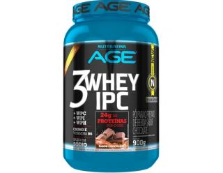 3 Whey IPC 900g - Nutrilatina AGE Edição Limitada
