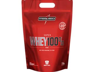 Super Whey 100% Pure - 1,8kg - Integralmédica