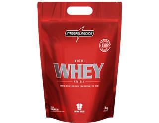 Nutri Whey Protein - 1,8kg - Integralmédica
