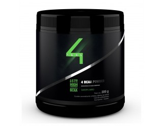4 Bcaa Powder 200g - 4 fuel
