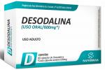 Desodalina - 60 capsulas - Sanibras