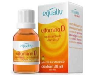 Vitamina D - 30 ml - Equaliv