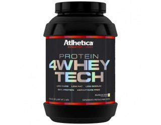 4 Whey Tech - Evolution Series - 907g - Atlhetica