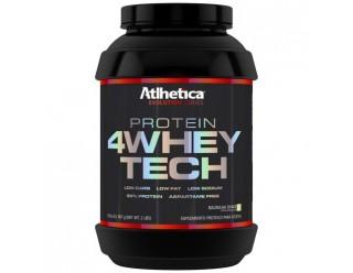 4 Whey Tech - Evolution Series - 907g - Atlhetica