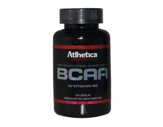 Bcaa W - Vitamin B6 - 150 cáps - Atlhetica Evolution