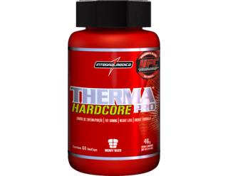 Therma Pro Hardcore 60 red cáps - Integralmédica