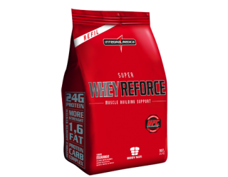 Super Whey Reforce - 907 g Refil - Integralmédica  - SALDÂO