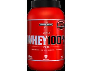 Super Whey 100% Pure - 907 g - Integralmédica