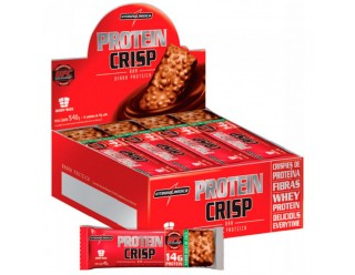 Protein Crisp Bar - 12 Unidades - Integralmédica