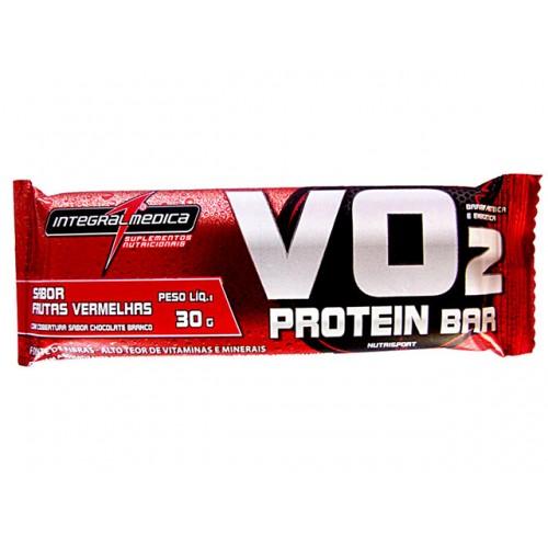 a16123771 Barra de Proteína - VO2 Whey Bar - 1 un - Integralmédica