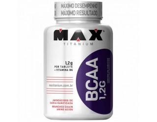 Bcaa 1,2 G - 272 Tabletes - Max Titanium