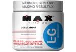 Glutamine Lg - Glutamina - 300 G - Max Titanium