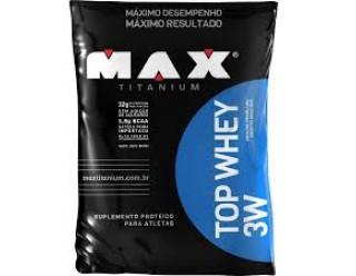 Top Whey 3W (1,8kg ) - Max Titanium