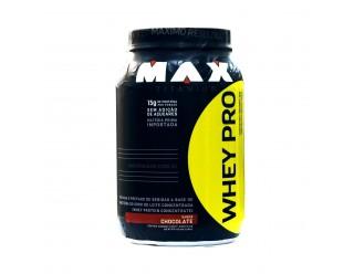 Whey Pro (1000g) - Max Titanium - saldão