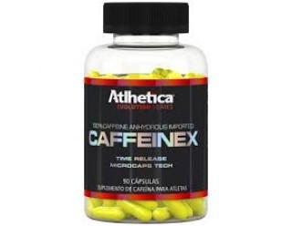 Caffeinex - Evolution Series - 90 cápsulas - Atlhetica