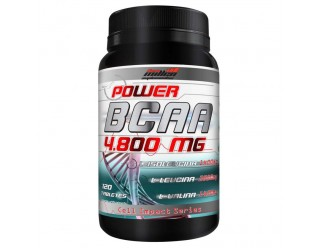 Power BCAA 4800mg - 120 tabletes - New Millen