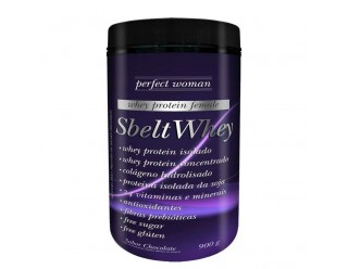 Sbelt Whey (900g) Perfect Woman - New Millen