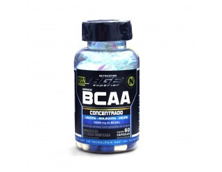 BCAA Concentrado 1000mg (240caps) Nutrilatina Age