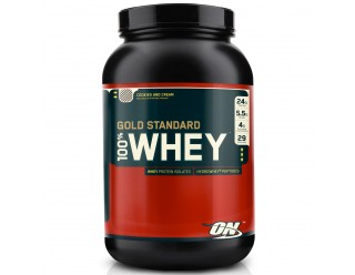 Gold Standard 100% Whey - 2lbs (908g) - Optimum Nutrition