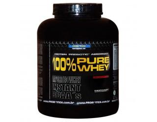 100% Pure Whey - 2,268kg - Probiótica