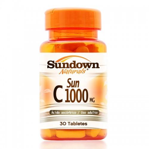 SUN C 500mg - 100 comps - Sundown