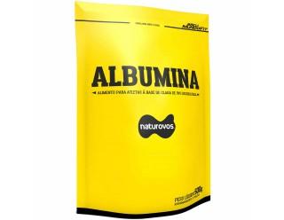 Albumina 500g - Naturovos - Nova Embalagem!