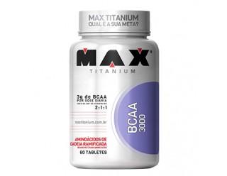 Bcaa 3000 - 60 caps - Max Titanium