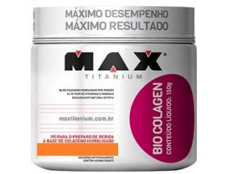 Bio Colagen - 150g - Max Titanium - Saldão