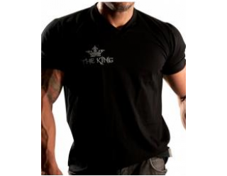 Camiseta The King - Neo Nutri