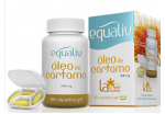 Óleo de Cártamo - 60 capsulas - Equaliv