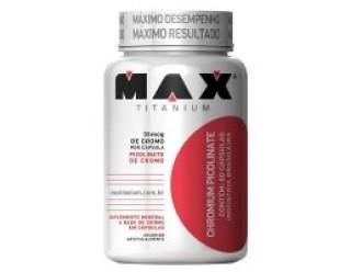 Chromium Picolinate (60 Caps) - Max Titanium