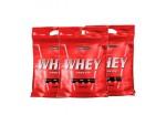 Combo 3x Nutri whey protein 907g  - Integralmédica