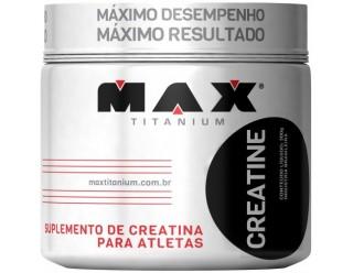Creatine Max - 300 G - Max Titanium