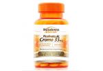 Picolinato de cromo 35mg - 90 Comprimidos - Sundown Naturals