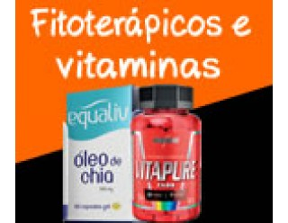 Fitoterápicos e vitaminas (100)