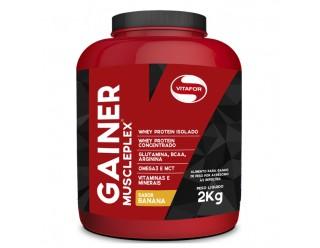 Gainer Muscle Plex - 2Kg - Vitafor