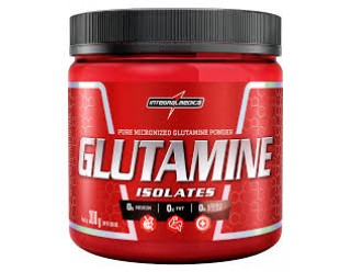 Glutamine Isolate - Glutamina 150g - Integralmédica