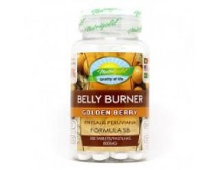 Belly Burner Fórmula SB Golden Berry - 180tab - Nutrigold