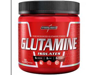 Glutamine Isolate - Glutamina - 300g - Integralmédica - Saldão