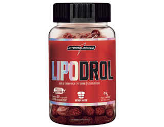 Lipodrol - 60 cápsulas - Integralmédica
