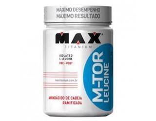 M-Tor Leucine - 120 caps - Max Titanium - saldão