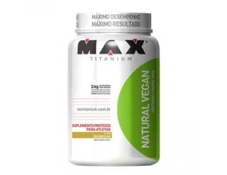 Natural Vegan - 500g - Max Titanium-