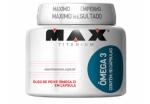 Ômega 3 - 90caps - Max Titanium