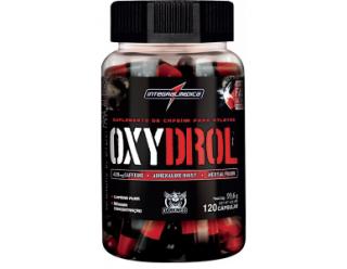 OxyDrol - 60 Cápsulas - Integralmédica
