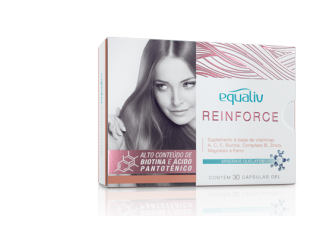 Reinforce - 30capsulas - Equaliv