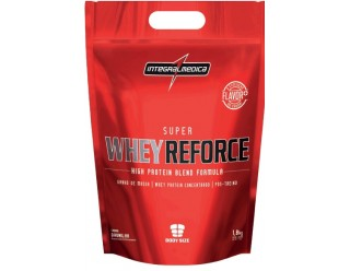 Super Whey Reforce 1,8kg -  Integralmédica