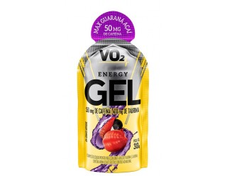 Vo2 Energy Gel Caffeine 10 sachês - Integralmédica