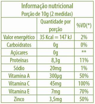 Colágeno Limão