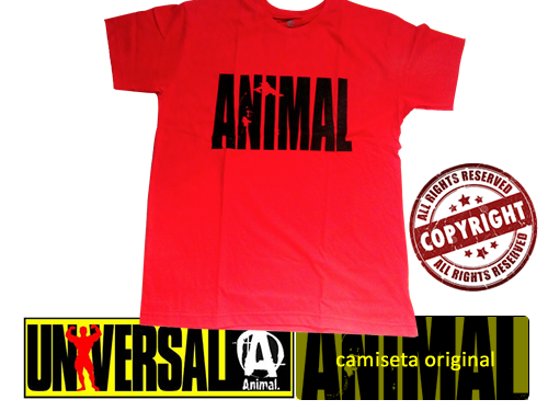 Camiseta Univsersal